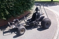 Officers in Middleton seized this dune buggy on Sunday