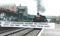 East Lancashire Railway Steams into its 30th Anniversary