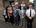 New police officers introduced to their local communities