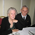 Ada and Ken Simpson are celebrating 70 years of marriage with their platinum wedding anniversary.