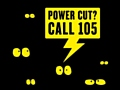 Electricity North West on the new national number 105 or 0800 195 4141