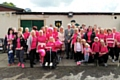 The annual Pink Promenade sponsored walk