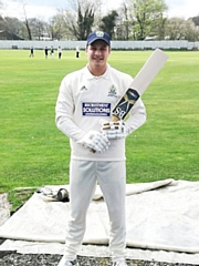 Ed Moore returning to Rochdale Cricket Club