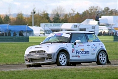 Brown returns to the Bellerby Mini and Rallycross this weekend