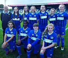 Rochdale U14 Ladies needs more players