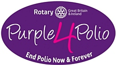 Heywood Rotary Club to support World Polio Day
