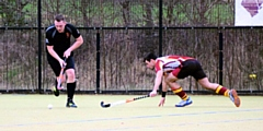 Rob Lees - Rochdale Men�s Hockey Firsts