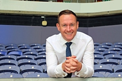 James Mason, Rochdale AFC Chief Executive Officer