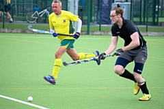 Rochdale Men�s Hockey Seconds Man of the Match, Aaron Hunter