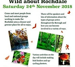 Wild About Rochdale