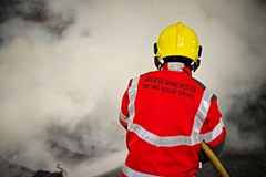 Spending on UK fire and rescue services has fallen by 38% since 2005