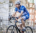 Cyclist Mark Beaumont
