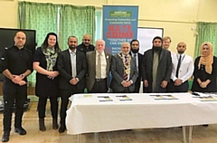 Crime Prevention and Community Safety Conference at Deeplish Community Centre