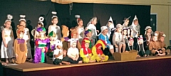 Healey Primary School perform �A Little Nativity�