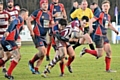 James Duffy tackled - Rochdale RUFC