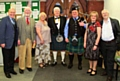 Burns Night at St Andrew's