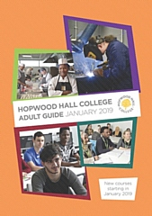 Hopwood Hall College�s Adult Guide