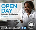 Hopwood Hall College Open Day – Middleton & Rochdale Hopwood Hall Campuses, 10am – 2pm
