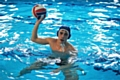 Christian Thompson, selected to represent the England Junior Water Polo team