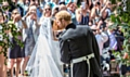 The Kiss - Danny Lawson captured once in a lifetime images at the Royal Wedding positioned in the organ loft of St George�s Chapel