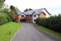 A five-bedroom property in Bamford, Rochdale currently for sale for �1,295,000 via Adamsons
