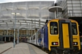 Northern trains at Manchester Victoria