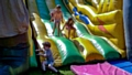 Bank Holiday Inflatable Fun is in Springfield Park, Fri 3 – Mon 6 May, 10am to 5pm daily, except Friday 4pm - 7pm