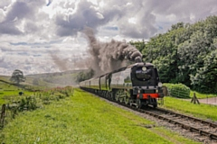 The golden age of steam: The East Lancs railway