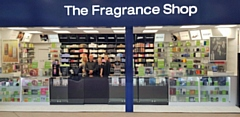 The Fragrance Shop opens at Rochdale Exchange