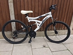 This bike has been found in Littleborough