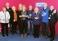 Community stars celebrated at Middleton Shopping Centre