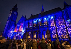 This year�s Christmas lights will be switched on in Rochdale on Sunday 24 November
