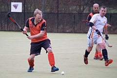 Man of the match Graham Broadley, Rochdale Men�s Hockey Seconds
