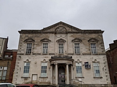 The former Royal Bank of Scotland in Rochdale