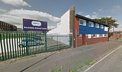 The Rochdale & District RSPCA branch animal centre on Redcross Street