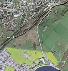 Proposed housing on former AKZO site at Hollingworth Lake, Hollingworth Road, Littleborough