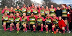 Littleborough Rugby Union Pink Warriors