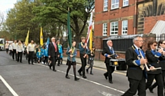 Heywood St George's Day Parade 2019