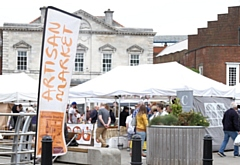 Rochdale Artisan Market returns to The Butts, Rochdale Town Centre on Saturday 27 July