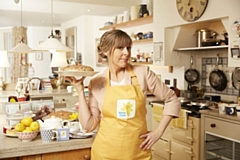 Mel Giedroyc, who is fronting this year's Marie Curie Day campaign