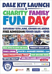 Family Fun Day - Saturday 15 June 9am - 4pm