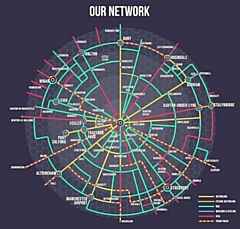 Our Network - Greater Manchester