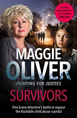 Survivors cover by Maggie Oliver