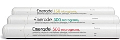 Drug alert for the Emerade adrenaline auto-injector device