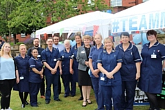 The Royal Oldham Hospital summer BBQ