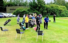 Get Into Golf After Stroke event and tournament was held at Blackley Golf Club, Middleton