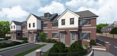 A total of 13 new homes are to be built on the �L�-shaped plot close to the junction of Gregge Street and Victoria Street in Heywood
