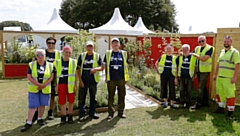 Petrus is celebrating after being awarded a Silver Medal at the Royal Horticultural Society (RHS) Flower Show Tatton Park 2019