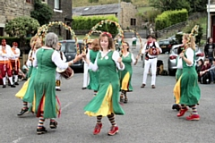 Littleborough Rushbearing is once again taking place this weekend on Saturday 20 & Sunday 21 July