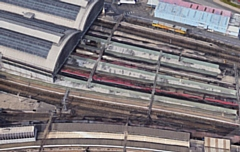 HS2 will service Manchester Piccadilly Railway Station, seen here from above